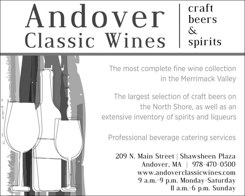 Andover Classic Wines