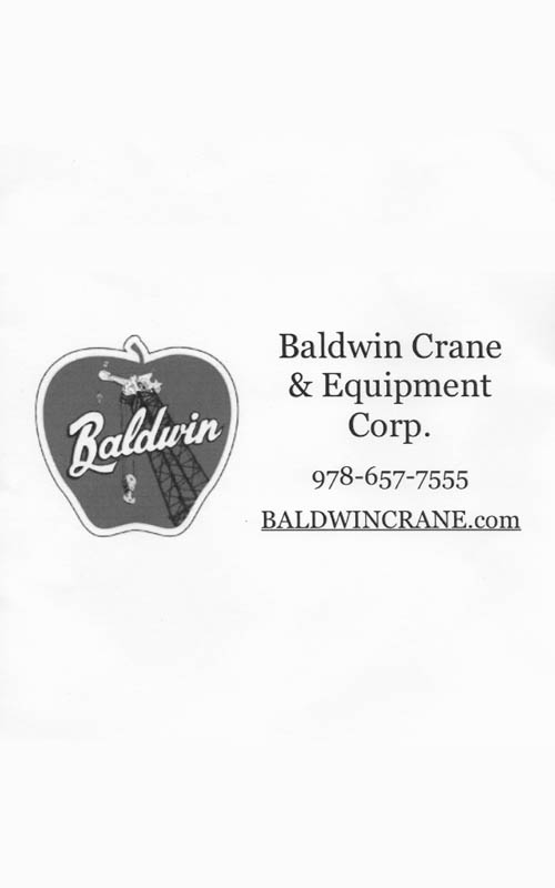 Baldwin Crane